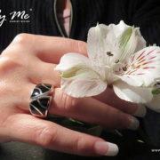 ART-DECO-ring-svart-Truly-Me