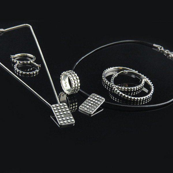 EDGE silversmycken rockiga smycken från Truly Me