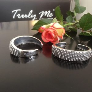 HEDGEHOG bracelet (bangle) by Truly Me Jewelry Design