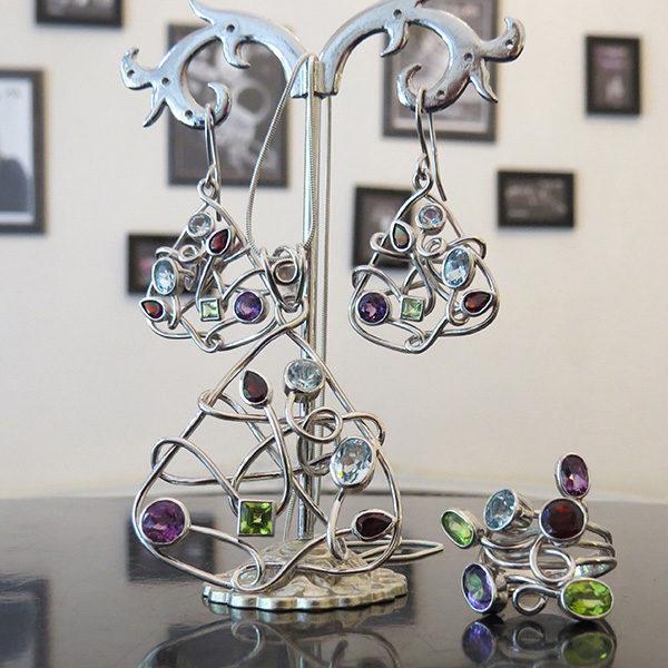 LETS GO CRAZY smycken Truly Me