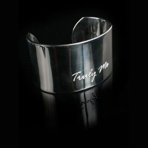 PURE bracelet - bangle by Truly Me