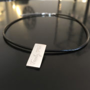 PURE-silverhalsband-(black-leather)-Truly-Me