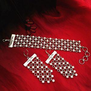 glittriga silversmycken Truly Me
