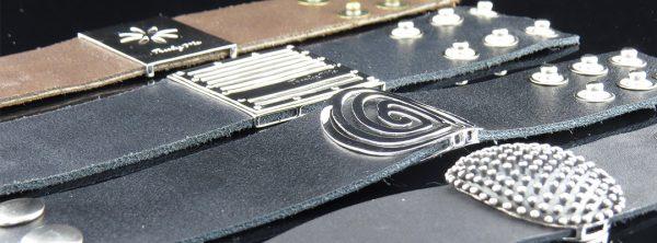 Handgjorda silversmycken