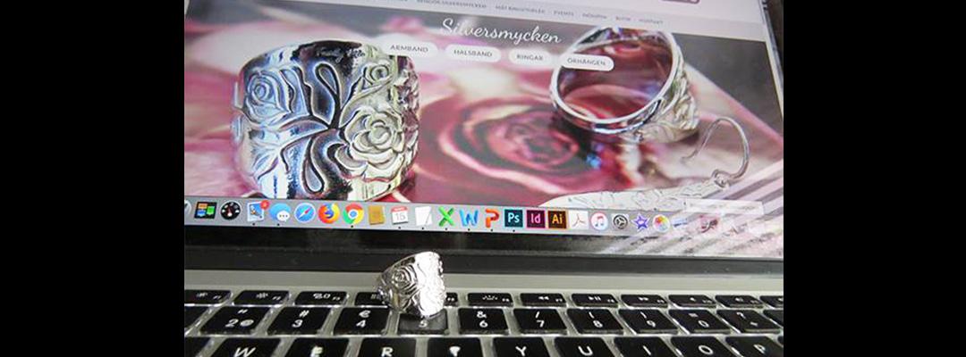 silversmycken webshop